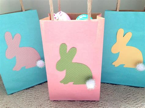 easter paper bag crafts 12 easter crafts that you can make with the same bunny