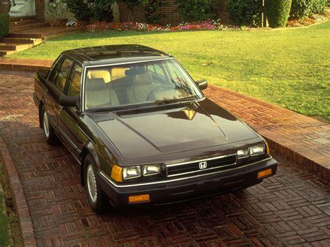 Honda Accord Sedan (1985)