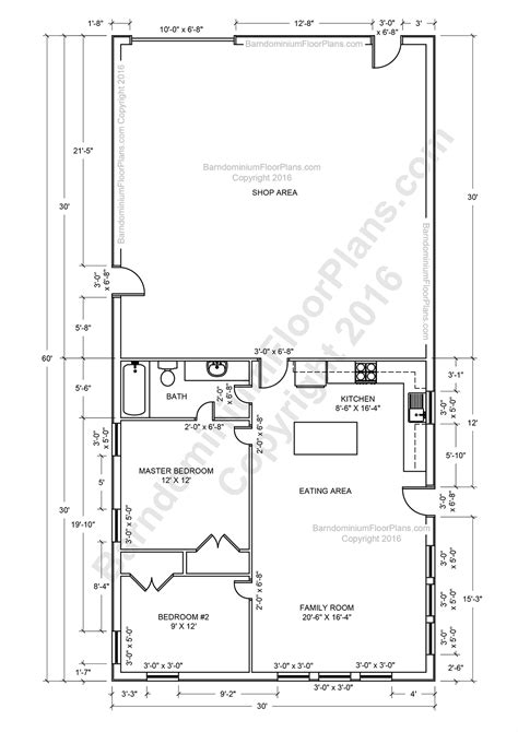 metal houses floor plans barndominium floor plans pole barn house plans and metal