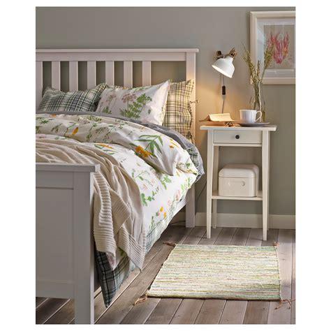 hemnes bed frame box hemnes bed frame white stain leirsund 180x200 cm ikea