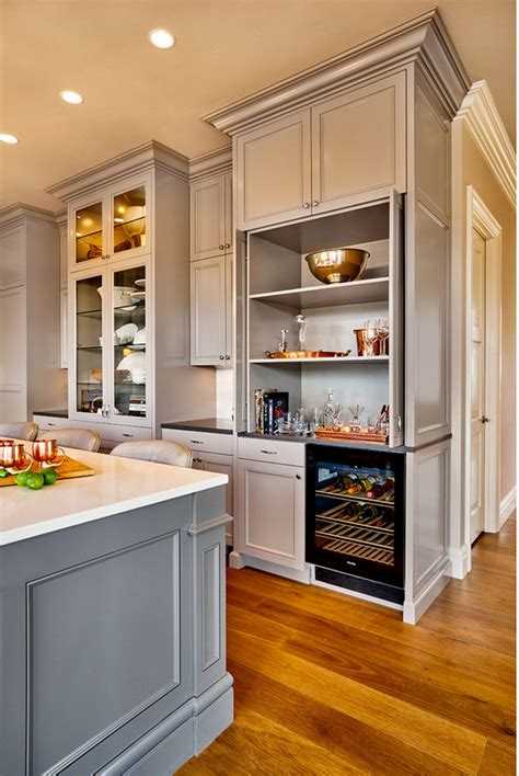 kitchen design with bar counter beautiful family home with traditional interiors wanted