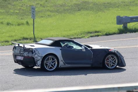 New Corvette Zr1 by 2018 Corvette Zr1 Convertible Gtspirit