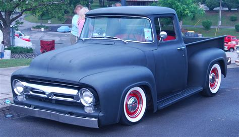 1956 Ford F100 Parts by 1956 Ford F 100 Panel Trucks Autos Post