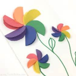 diy construction paper crafts best 20 construction paper flowers ideas on