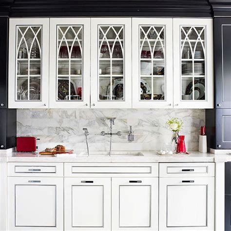 kitchen cabinets glass front distinctive kitchen cabinets with glass front doors