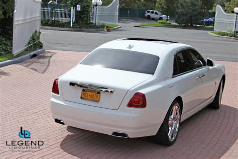 Rolls Royce Limo Rental by Legend Limousines Inc Rolls Royce Ghost Rolls Royce