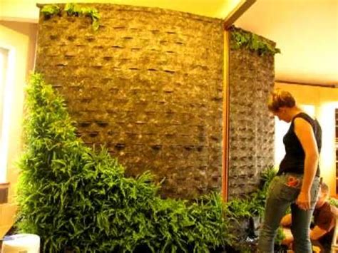how to make a wall garden diy how to of blanc style green wall