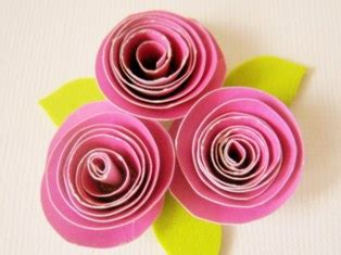 how to make paper flowers for greeting cards make paper flowers learn how to make paper flowers for free
