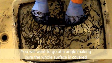 spray paint dipping based dipping how to