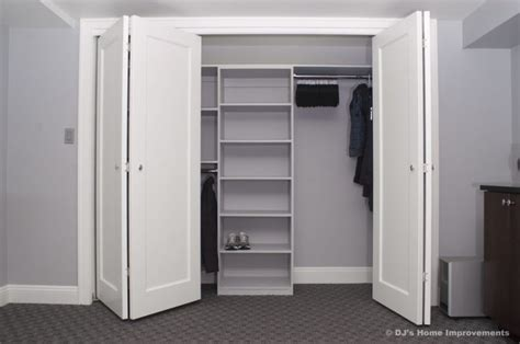 bifold closet door ideas create a new look for your room with these closet door ideas