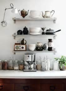 design for kitchen shelves 12 kitchen shelving ideas the decorating dozen sfgirlbybay
