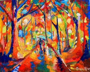 colorful painting colourful painting emily louise heard