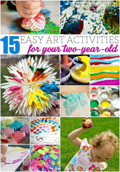 arts and crafts projects for 2 year olds these easy activities for two year olds will bring out