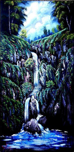 bob ross painting a waterfall bob ross waterfall painting for sale