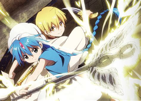 magi labyrinth of magic magi the labyrinth of magic 1493285 zerochan