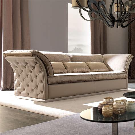leather sofas italian italian designer leather button upholstered sofa
