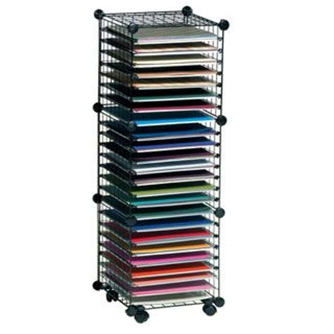 craft paper storage solutions product scrapbook solutions wire paper storage racks for