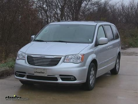 Chrysler 2012 Town And Country by 2012 Chrysler Town And Country Trailer Hitch Draw Tite