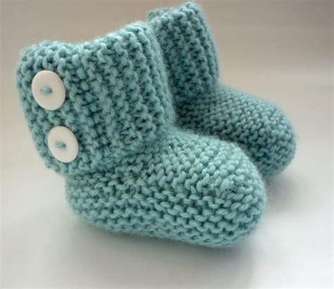 knit baby booties knitting pattern baby boots pdf marlow instant by lovefibres