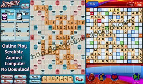 free scrabble with computer play scrabble on line driverlayer search engine