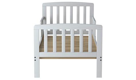 toddler bed furniture rafferty toddler bed white furniture george