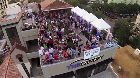 The Canopy Hours by Happy Hour Network Rooftop Event