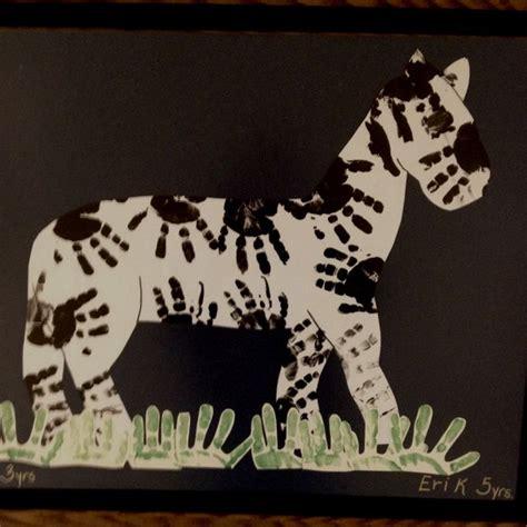 zebra craft for zebra crafts imagui