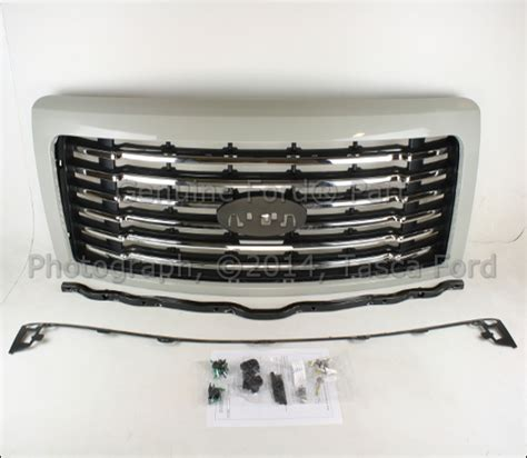 brand oem paint to match w chrome bars radiator grille