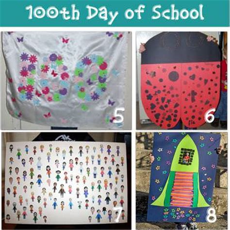 100th day of school craft projects crafts by theme tip junkie