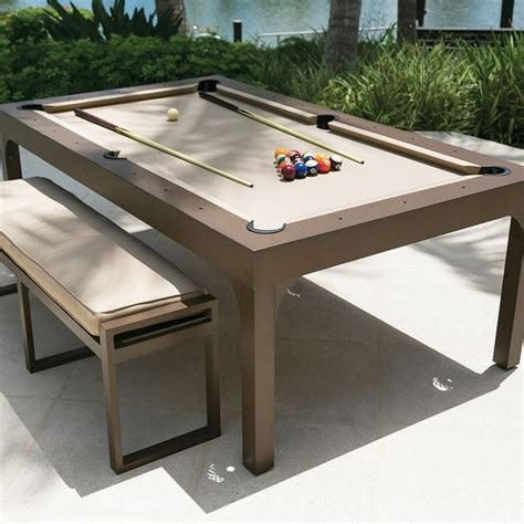 pool table dining pool table and dining table dining and pool table