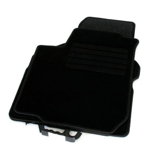 5 tapis de sol velour noir pour peugeot 308 sw 7 places systeme de maintien adtuning