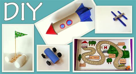 craft projects for boys 5 craft ideas for boys edition diy and easy