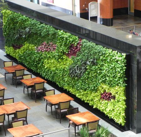 garden on wall best 25 green wall ideas on diy interior