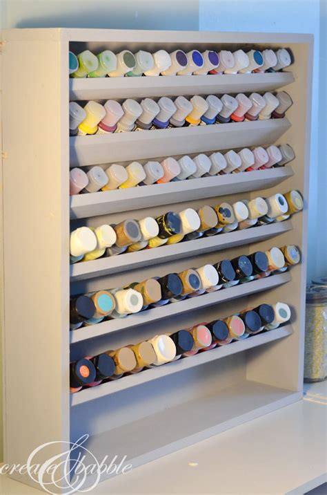 and crafts storage craft paint storage ideas sugar bee crafts