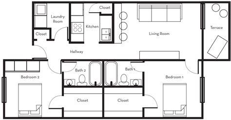 www floorplan 2 bed 2 bath apartment in statesboro ga 1920 legacy