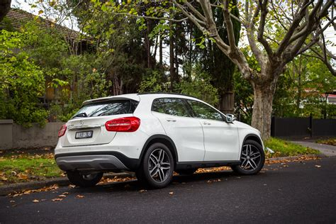 Mercedes Of by 2016 Mercedes Gla180 Review Caradvice