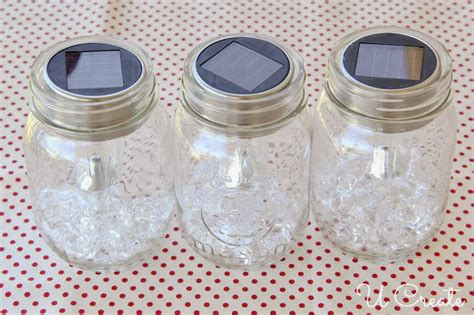 solar light crafts diy solar light jars u create