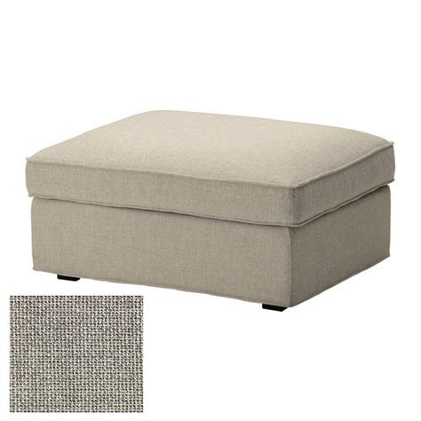 ikea ottoman cover ikea ottoman cover ikea kivik footstool slipcover