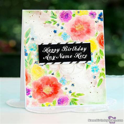 make a birthday card with name make birthday cards with name and photo infocard co