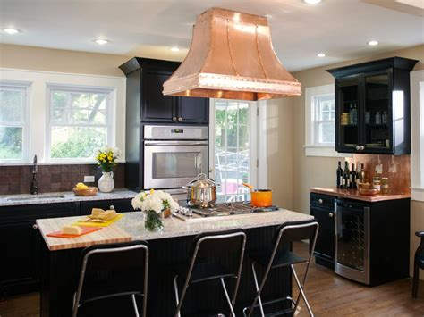 kitchens with black cabinets black kitchen cabinets pictures ideas tips from hgtv