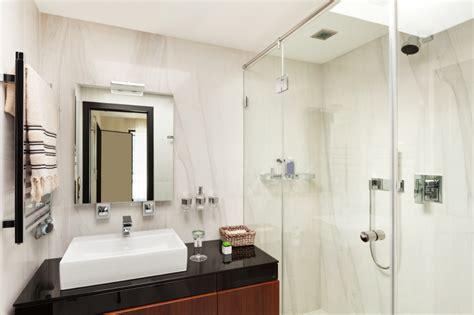 How To Make A Small Bathroom Look Like A Spa by How To Make A Small Bathroom Look Bigger