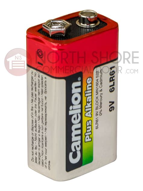 Garage Door Opener Battery Garage Door Opener Remote 9v Alkaline Battery
