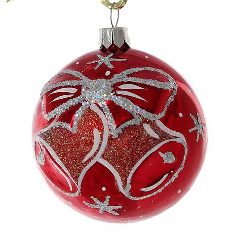 ebay ornaments quot jingle bells quot glass ornament ebay