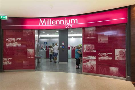 millennium bcp spacio shopping - Millenium Banco