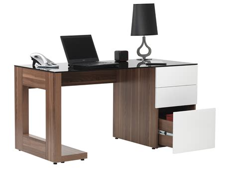 office desks for the home white high gloss computer desk computer desks uk