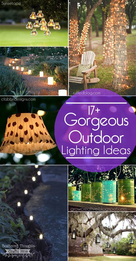 outdoor patio lighting ideas pictures 17 outdoor lighting ideas for the garden scattered