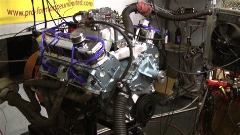 Pontiac 400 Crate Motor by 400 Pontiac 375hp Crate Engine