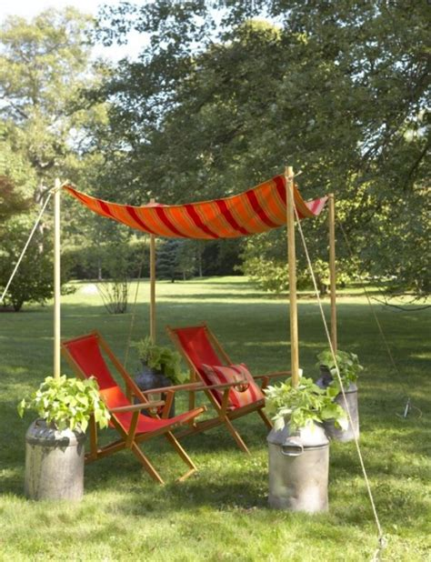 backyard canopy ideas easy canopy ideas to add more shade to your yard