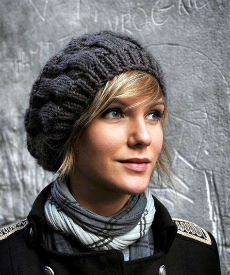 how to wear a knit hat 17 best images about hair hat fashion beanie knits and