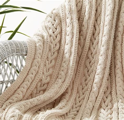 cable baby blanket knitting pattern free best 20 knitted afghans ideas on knitted